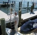 EZ Dock Fixed Pier Ladder