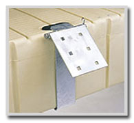 picture of hinge kit for EZ port installation